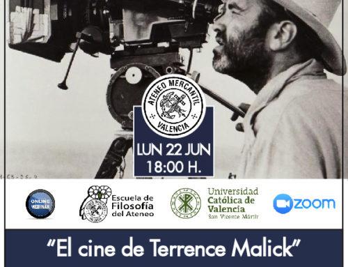 Seminario virtual (mediante Zoom): El cine de Terrence Malick