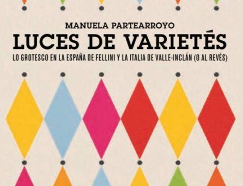 Publicación de libro: LUCES DE VARIETÉS
