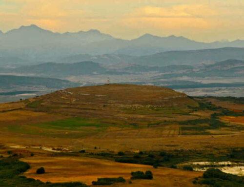 Artículo: Monte Bernorio, el yacimiento que une a las legiones romanas de Augusto y la Guerra Civil