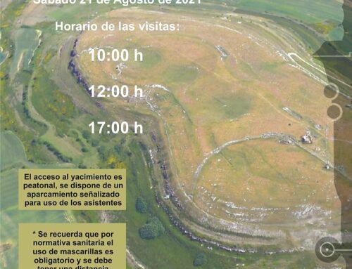 Jornada de puertas abiertas Monte Bernorio – Campaña 2021